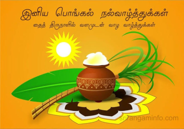 Pongal 2020 Wishes- images- quotes- messages- status- and wallpapers
