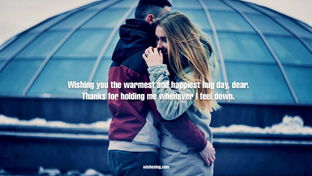 Hug Day 2021 Wishes