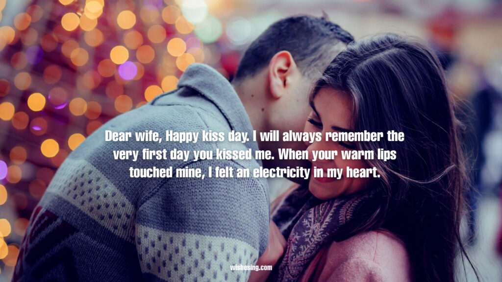 Happy Kiss Day 2021 Wishes, Quotes, Messages With Rose Day Images